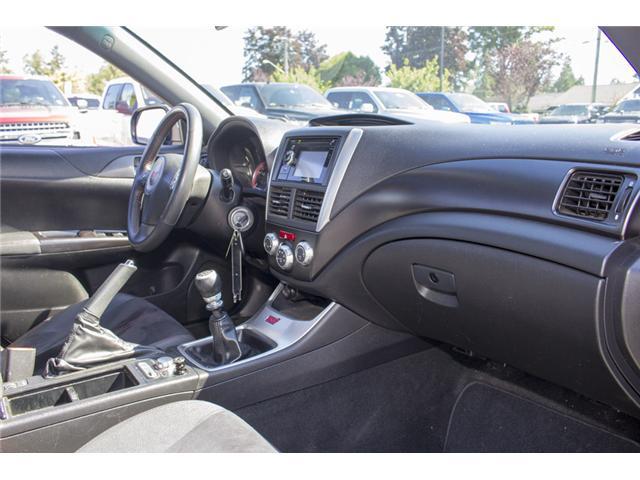 2011 Subaru Impreza WRX STi Sport-tech (Stk: 8F11237A) in Surrey - Image 15 of 16