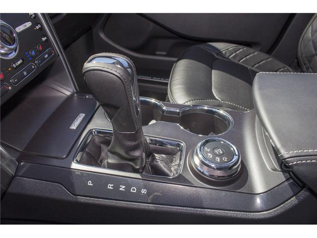 2018 Ford Explorer Platinum (Stk: 8EX9719) in Surrey - Image 24 of 27