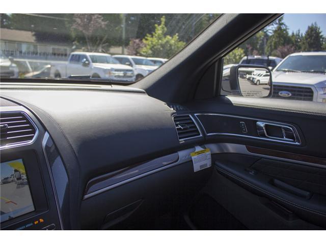 2018 Ford Explorer Platinum (Stk: 8EX9719) in Surrey - Image 26 of 27