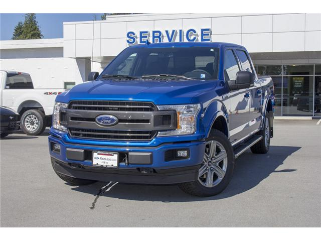 2018 Ford F-150 XLT (Stk: 8F14231) in Surrey - Image 3 of 21