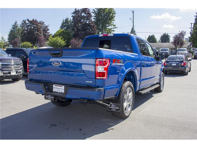 2018 Ford F-150 XLT (Stk: 8F14231) in Surrey - Image 7 of 21