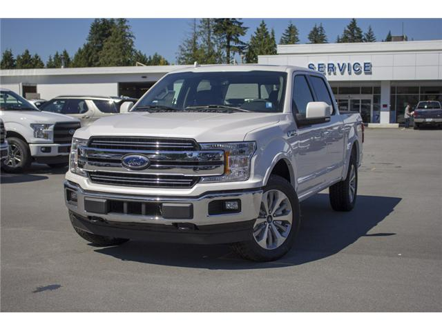 2018 Ford F-150 Lariat (Stk: 8F14257) in Surrey - Image 3 of 28