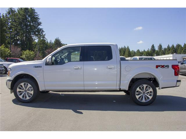 2018 Ford F-150 Lariat (Stk: 8F14257) in Surrey - Image 4 of 28