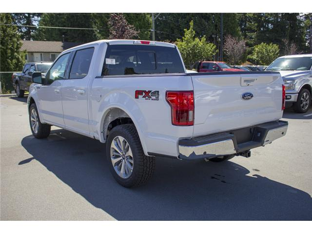 2018 Ford F-150 Lariat (Stk: 8F14257) in Surrey - Image 5 of 28
