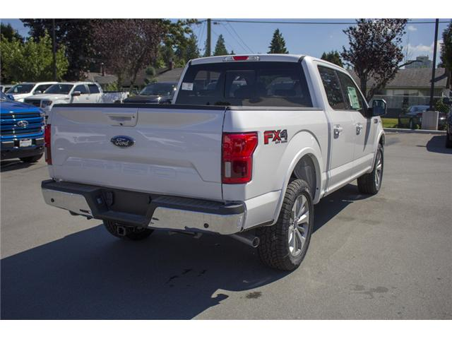2018 Ford F-150 Lariat (Stk: 8F14257) in Surrey - Image 7 of 28