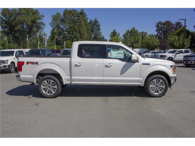 2018 Ford F-150 Lariat (Stk: 8F14257) in Surrey - Image 8 of 28