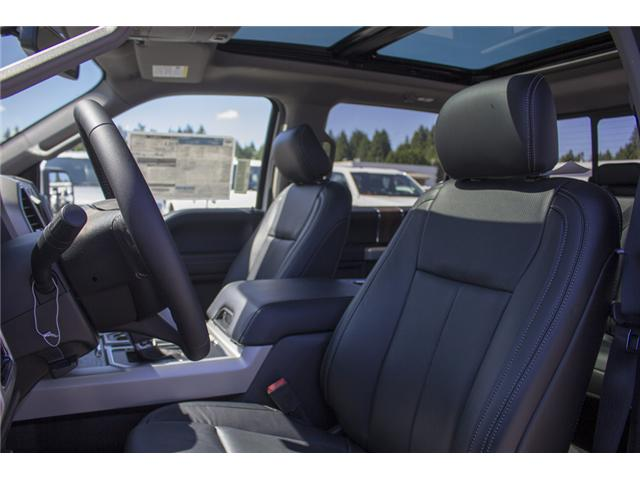 2018 Ford F-150 Lariat (Stk: 8F14257) in Surrey - Image 11 of 28