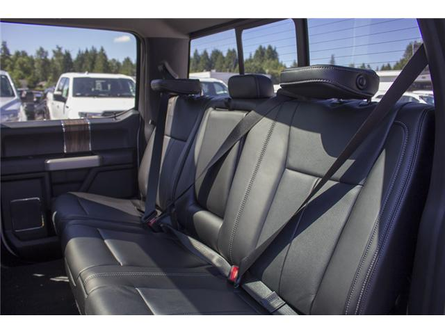 2018 Ford F-150 Lariat (Stk: 8F14257) in Surrey - Image 13 of 28