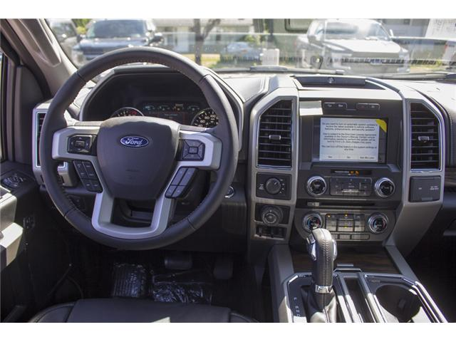 2018 Ford F-150 Lariat (Stk: 8F14257) in Surrey - Image 15 of 28