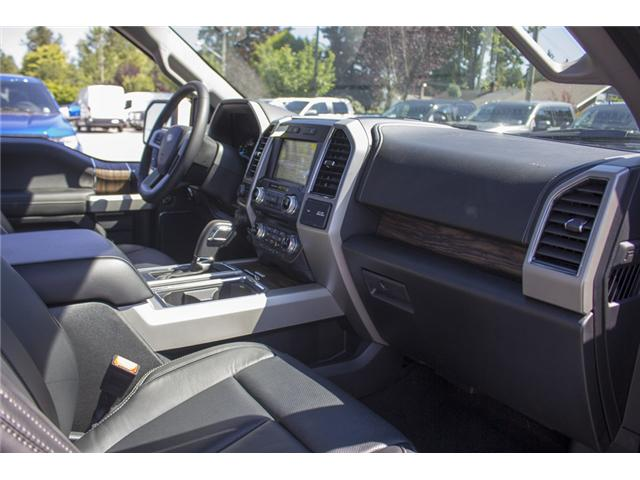 2018 Ford F-150 Lariat (Stk: 8F14257) in Surrey - Image 18 of 28