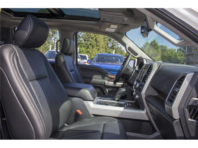2018 Ford F-150 Lariat (Stk: 8F14257) in Surrey - Image 19 of 28