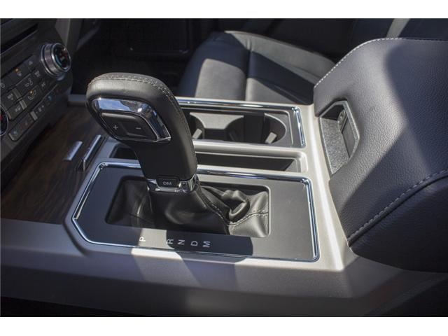 2018 Ford F-150 Lariat (Stk: 8F14257) in Surrey - Image 26 of 28