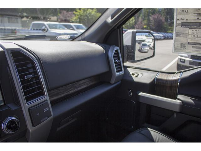 2018 Ford F-150 Lariat (Stk: 8F14257) in Surrey - Image 27 of 28