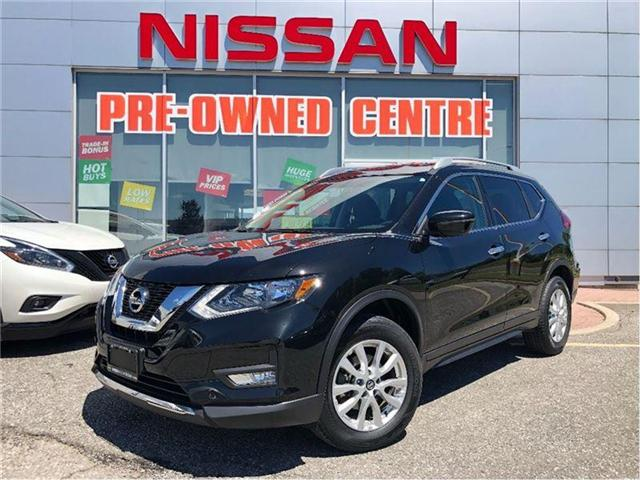 2017 Nissan Rogue SV TECH-SUNROOF-AWD-360 CAMERA AND MUCH MORE.. (Stk: M9613A) in Scarborough - Image 1 of 23