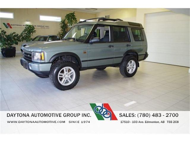 2004 Land Rover Discovery SE7 122,000KMS! SOLD! (Stk: 0337) in Edmonton - Image 1 of 19