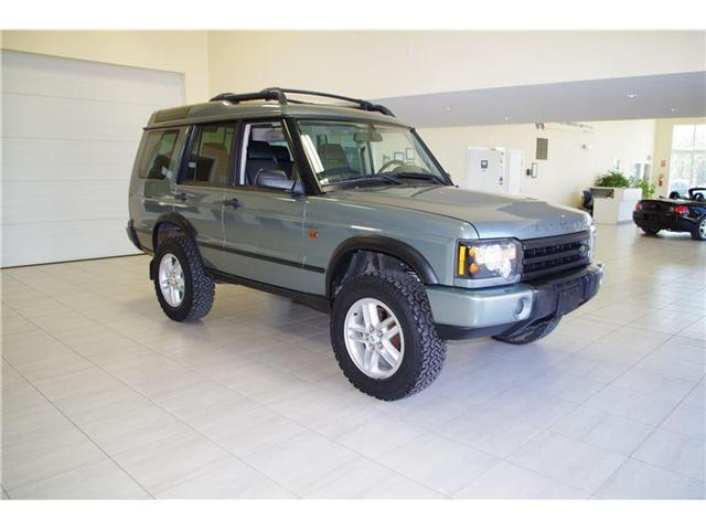 2004 Land Rover Discovery SE7 122,000KMS! SOLD! (Stk: 0337) in Edmonton - Image 2 of 19