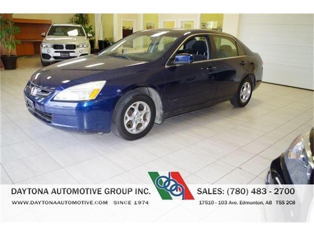 2003 Honda Accord LX-G AUTOMATIC (Stk: 9013) in Edmonton - Image 1 of 8
