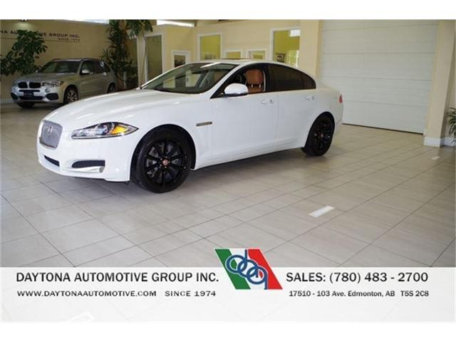 2015 Jaguar XF 3.0L SUPERCHARGED NO ACCIDENTS! (Stk: 2225) in Edmonton - Image 1 of 21