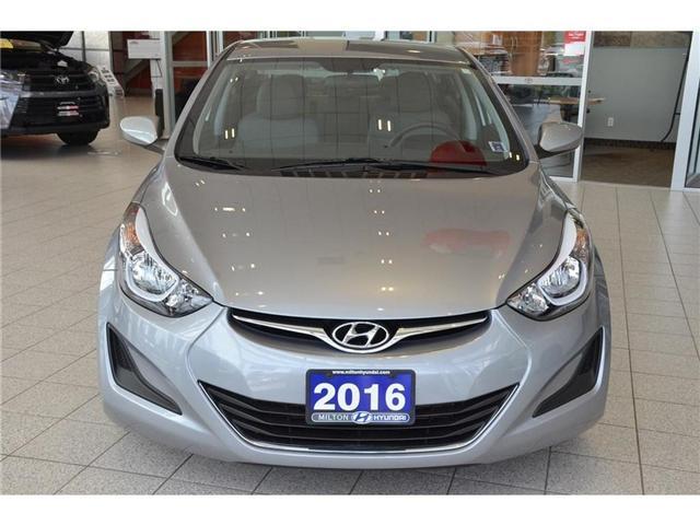 2016 Hyundai Elantra  (Stk: 752302) in Milton - Image 2 of 36