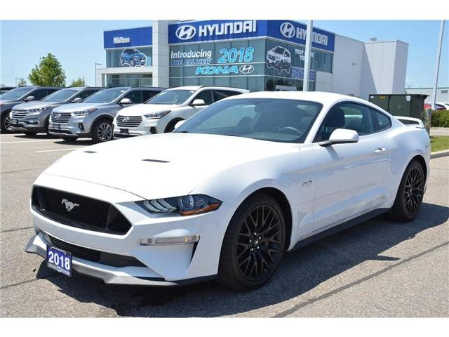 2018 Ford Mustang  (Stk: 150163) in Milton - Image 1 of 26