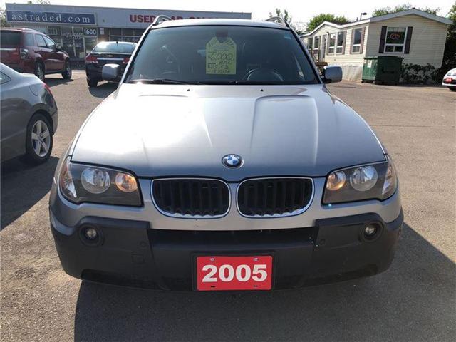 2005 BMW X3 2.5i (Stk: 18-7718A) in Hamilton - Image 2 of 18