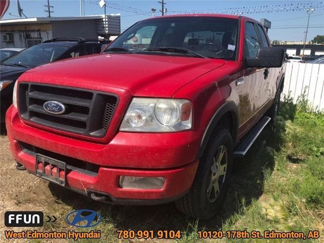 2004 Ford F-150 FX4 (Stk: P0605) in Edmonton - Image 1 of 1