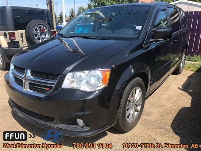 2015 Dodge Grand Caravan SE/SXT (Stk: P0615) in Edmonton - Image 1 of 1