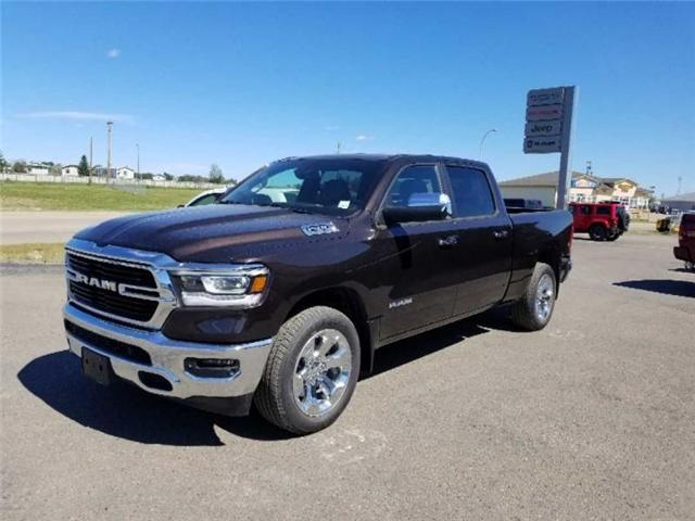 2019 RAM 1500 Big Horn (Stk: ST016) in  - Image 2 of 18
