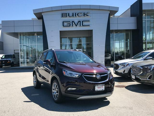 2018 Buick Encore Sport Touring (Stk: 8K86400) in Vancouver - Image 2 of 7
