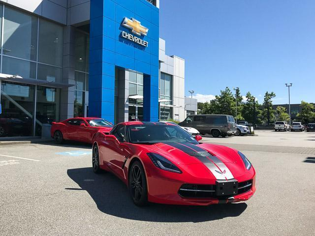 2019 Chevrolet Corvette Stingray Z51 (Stk: 9CV51740) in North Vancouver - Image 2 of 7