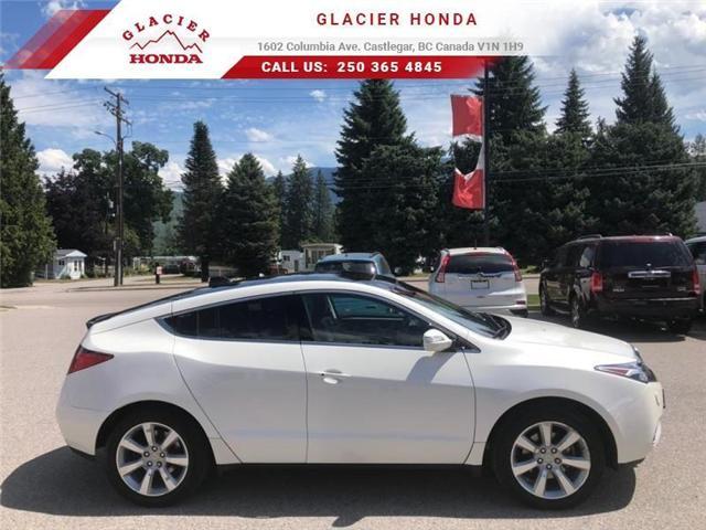Used Acura ZDX For Sale In Castlegar Glacier Honda - Used acura zdx for sale
