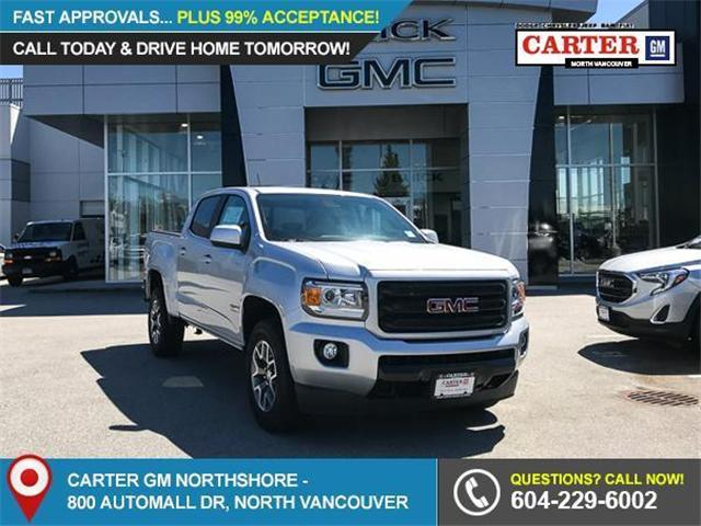 2018 GMC Canyon All Terrain w/Cloth (Stk: 8CN28380) in Vancouver - Image 1 of 7