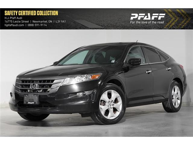 2011 Honda Accord Crosstour EX-L (Stk: A11195A) in Newmarket - Image 1 of 18