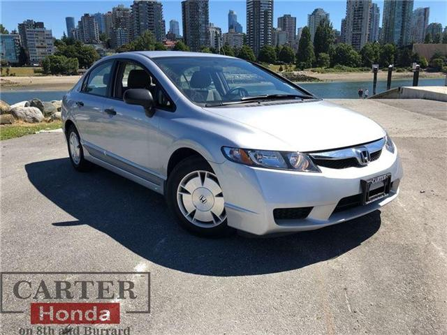 2009 Honda Civic DX-G (Stk: B18570B) in Vancouver - Image 1 of 20