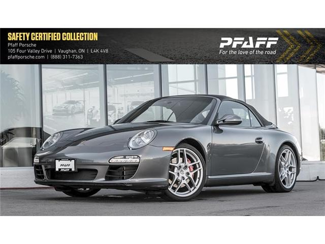 2010 Porsche 911 Carrera S Cabriolet PDK (Stk: P12475A) in Vaughan - Image 1 of 14