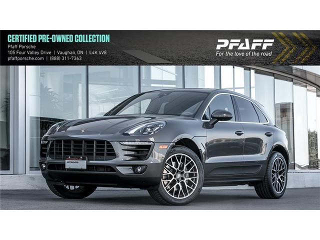 2018 Porsche Macan S (Stk: U7149) in Vaughan - Image 1 of 20