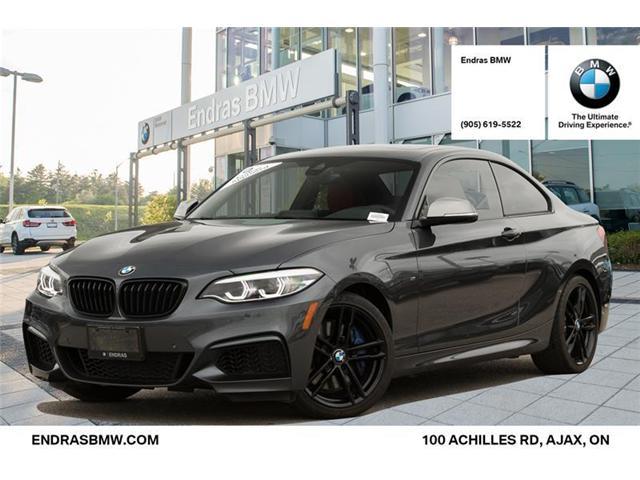 2018 BMW M240 i (Stk: P5464) in Ajax - Image 1 of 22