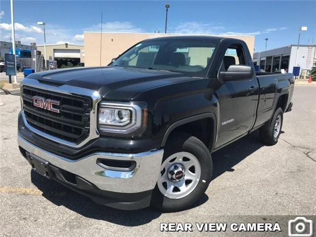 2018 GMC Sierra 1500 Base (Stk: Z354632) in Newmarket - Image 1 of 16