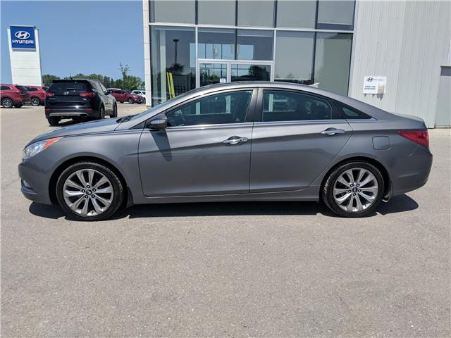 2011 Hyundai Sonata Limited (Stk: 80204A) in Goderich - Image 2 of 13