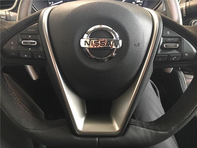 2018 Nissan Maxima SR (Stk: 18128) in Owen Sound - Image 11 of 12