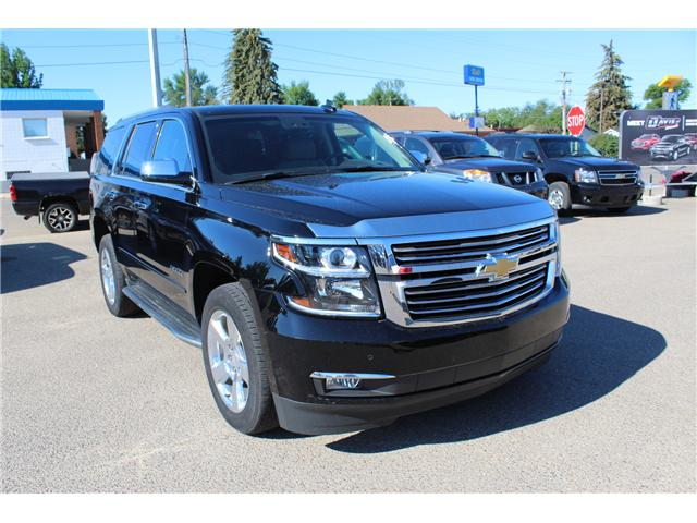 2016 Chevrolet Tahoe LTZ (Stk: 167714) in Brooks - Image 1 of 29