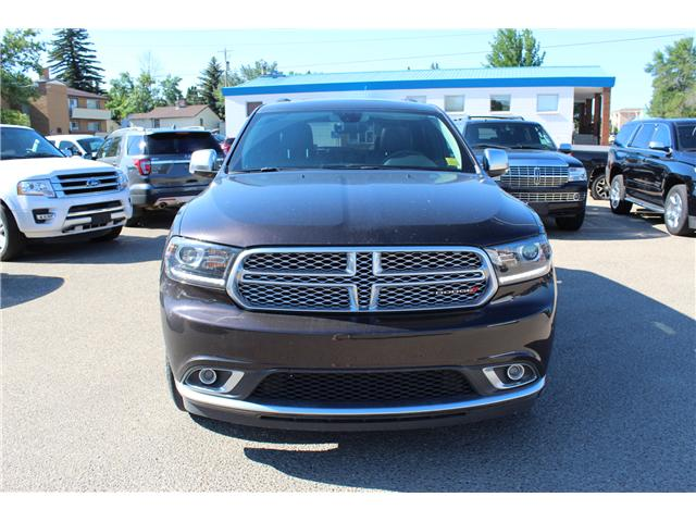 2017 Dodge Durango Citadel (Stk: 195500) in Brooks - Image 2 of 30