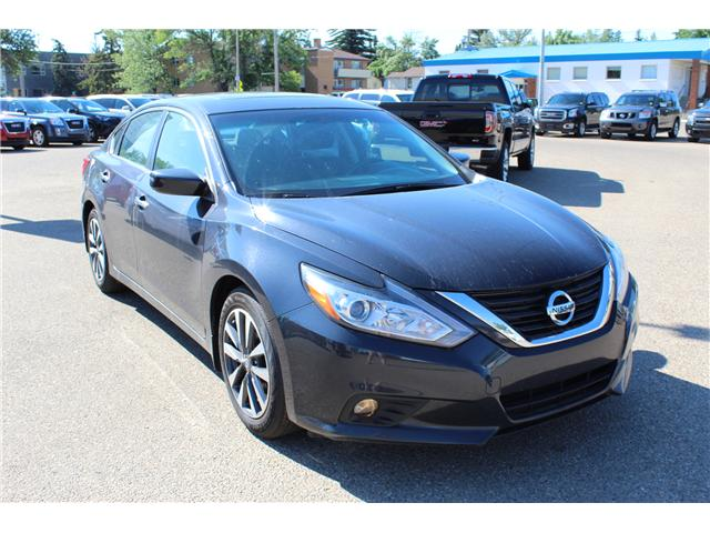 2017 Nissan Altima  (Stk: 193718) in Brooks - Image 1 of 26