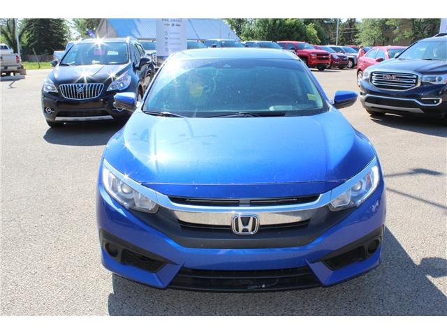 2017 Honda Civic EX (Stk: 195337) in Brooks - Image 2 of 15