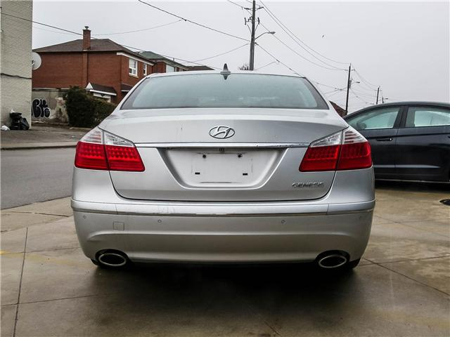 2010 Hyundai Genesis  (Stk: U05972) in Toronto - Image 5 of 26