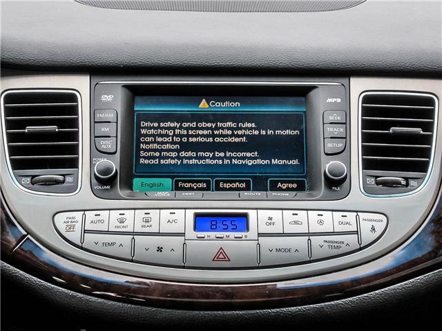 2010 Hyundai Genesis  (Stk: U05972) in Toronto - Image 15 of 26