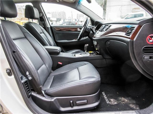 2010 Hyundai Genesis  (Stk: U05972) in Toronto - Image 17 of 26
