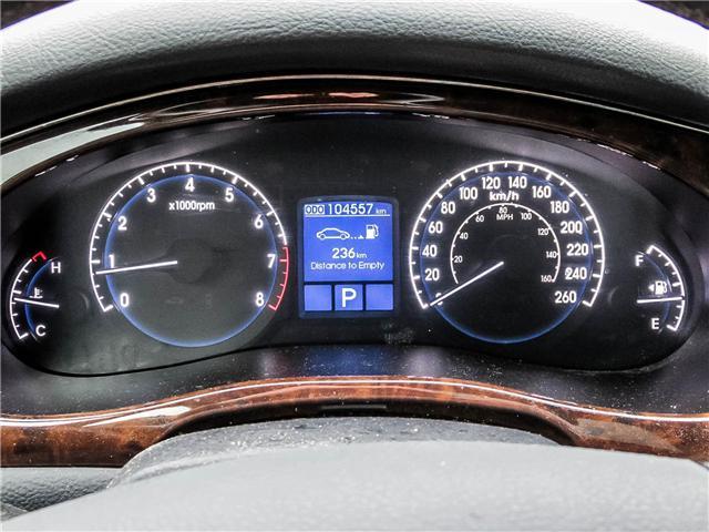 2010 Hyundai Genesis  (Stk: U05972) in Toronto - Image 24 of 26