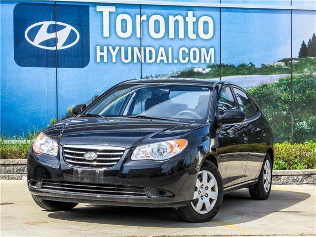 2010 Hyundai Elantra  (Stk: U06123) in Toronto - Image 1 of 20