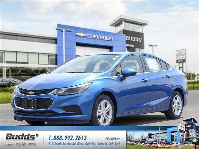 2018 Chevrolet Cruze LT Auto (Stk: CR8076P) in Oakville - Image 1 of 27